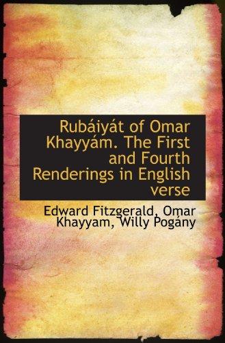Rubáiyát of Omar Khayyám. The First and: Willy Pogány; Omar