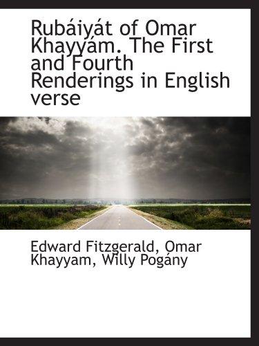 Rubáiyát of Omar Khayyám. The First and: Willy Pogány/ Omar