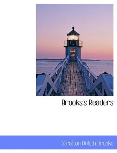 9781115229685: Brooks's Readers