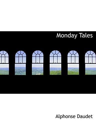 9781115336680: Monday Tales