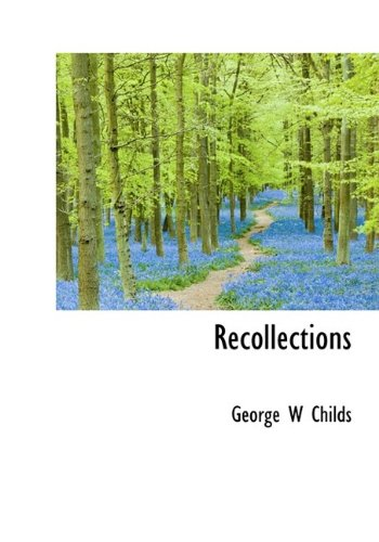 9781115383097: Recollections