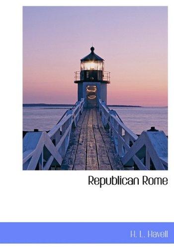 9781115395748: Republican Rome