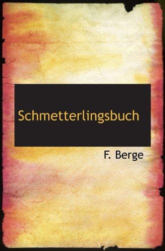 9781115409629: Schmetterlingsbuch