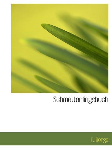 9781115409643: Schmetterlingsbuch