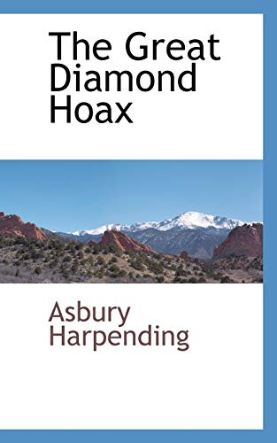 9781115420013: The Great Diamond Hoax