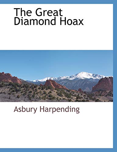 9781115420020: The Great Diamond Hoax