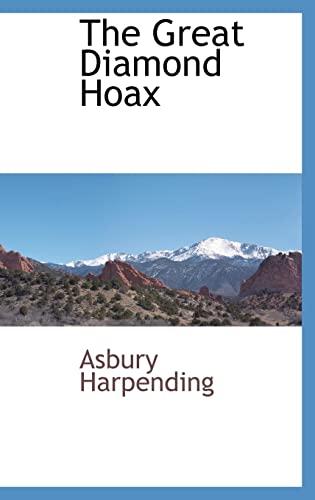 9781115420044: The Great Diamond Hoax