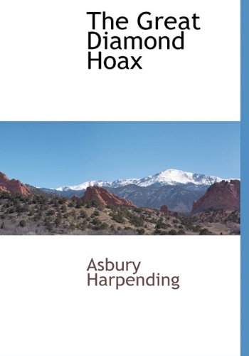 9781115420068: The Great Diamond Hoax