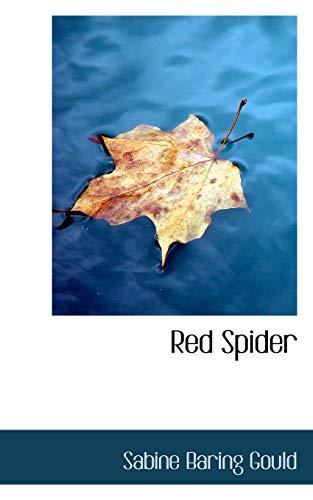 9781115443739: Red Spider