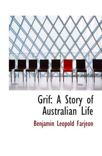 9781115523783: Grif: A Story of Australian Life