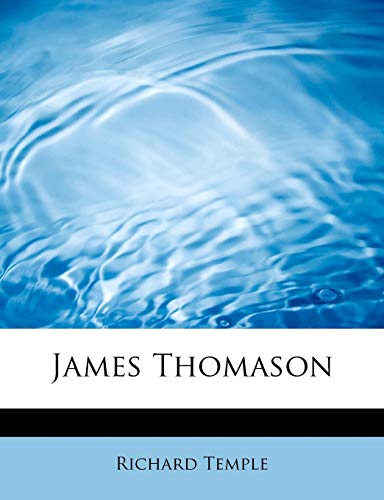 9781115592833: James Thomason