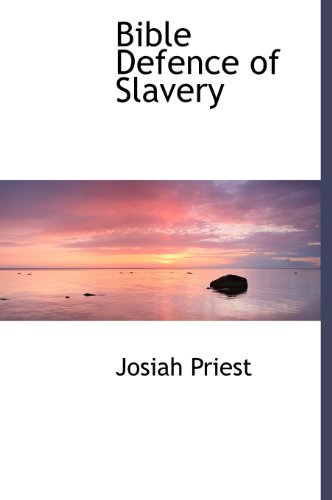 9781115613347: Bible Defence of Slavery