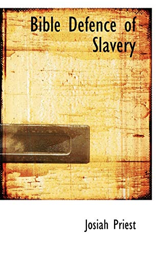 9781115613354: Bible Defence of Slavery