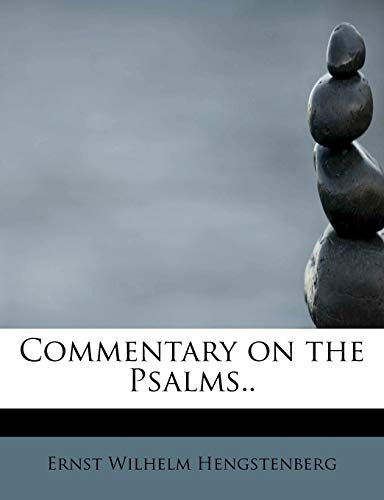 9781115653022: Commentary on the Psalms..