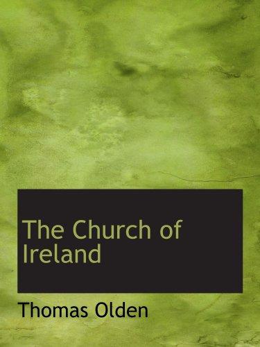 9781115663489: The Church of Ireland