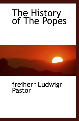 9781115777698: The History of The Popes