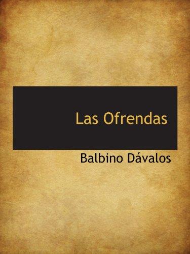 9781115808965: Las Ofrendas