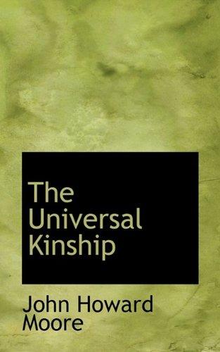 9781115874618: The Universal Kinship