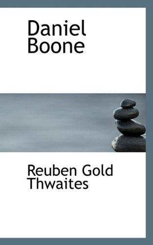 9781115897709: Daniel Boone