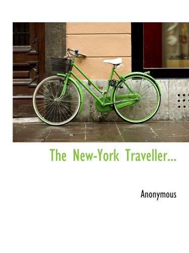 9781115935791: The New-York Traveller...