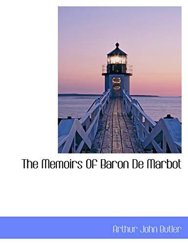 9781115954853: The Memoirs Of Baron De Marbot