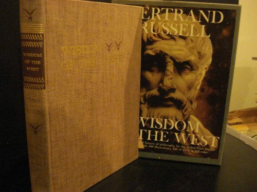 9781116029598: Wisdom of the West