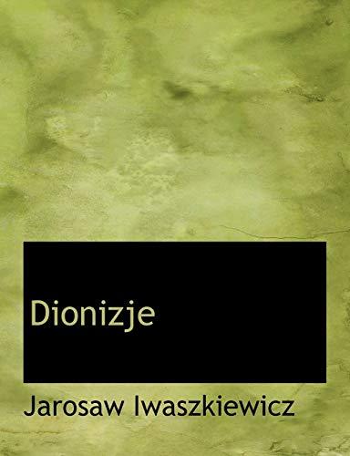 9781116095944: Dionizje