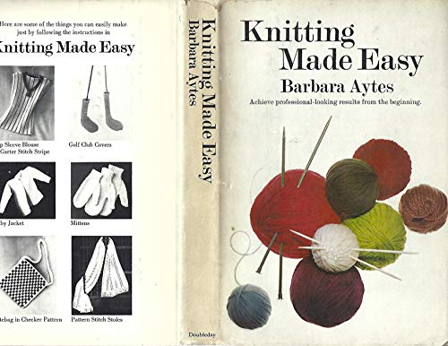 9781116102581: Knitting made easy