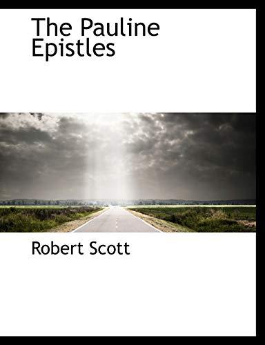 9781116122527: The Pauline Epistles