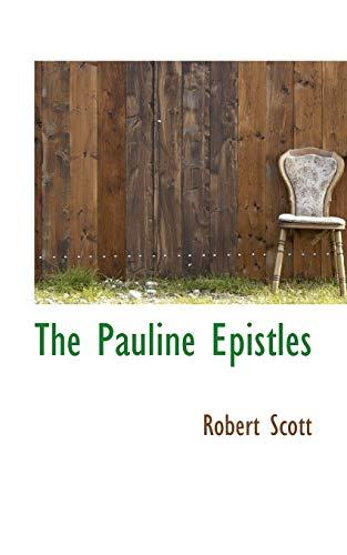 The Pauline Epistles: Robert Scott