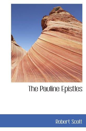 9781116122558: The Pauline Epistles