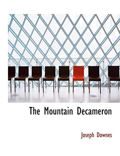 9781116127928: The Mountain Decameron