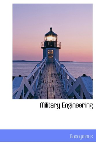 9781116129809: Military Engineering