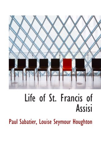 9781116146851: Life of St. Francis of Assisi