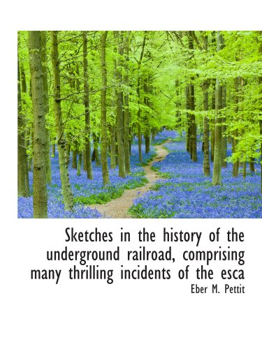 9781116174687: Sketches in the history of the underground railroad, comprising many thrilling incidents of the esca
