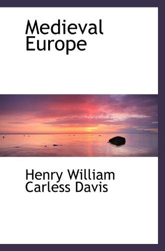 9781116189278: Medieval Europe