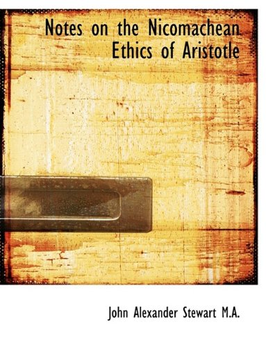9781116193725: Notes on the Nicomachean Ethics of Aristotle