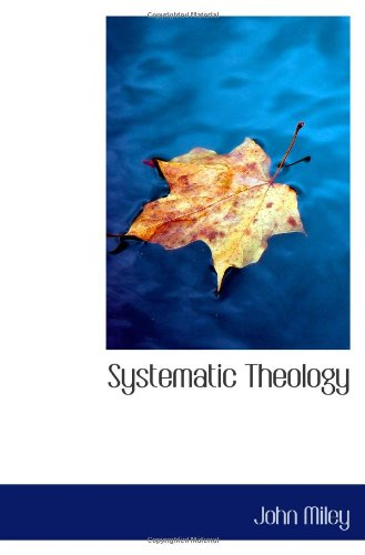 9781116215700: Systematic Theology (Volume 1)