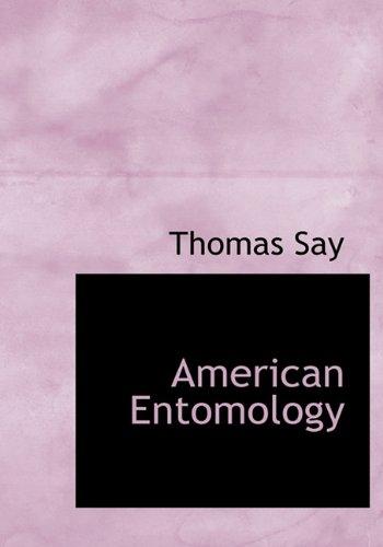 9781116299472: American Entomology