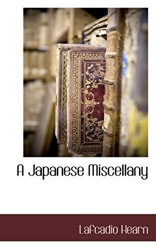 9781116312447: A Japanese Miscellany