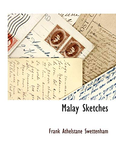 9781116314014: Malay Sketches