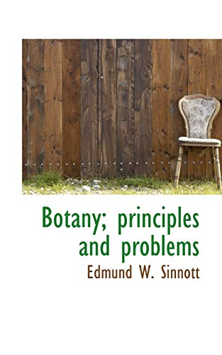 9781116321012: Botany; principles and problems