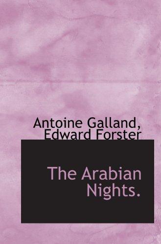 9781116343496: The Arabian Nights.