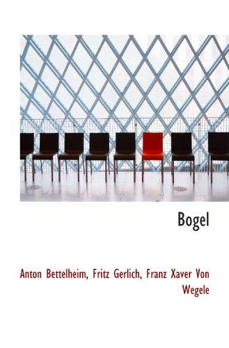 9781116345438: Bogel (German Edition)