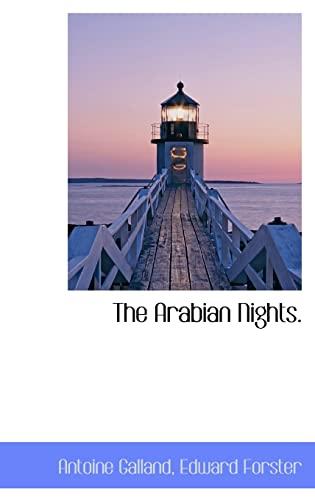9781116353457: The Arabian Nights.