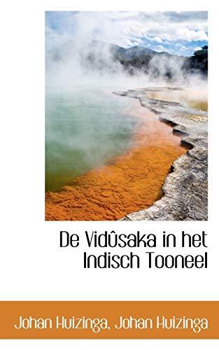 De Vidûsaka in het Indisch Tooneel (1116367696) by Huizinga, Johan