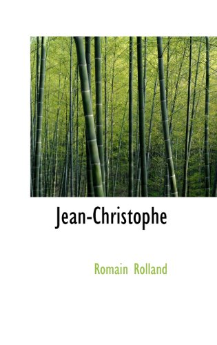 Jean-Christophe (French Edition): Romain Rolland