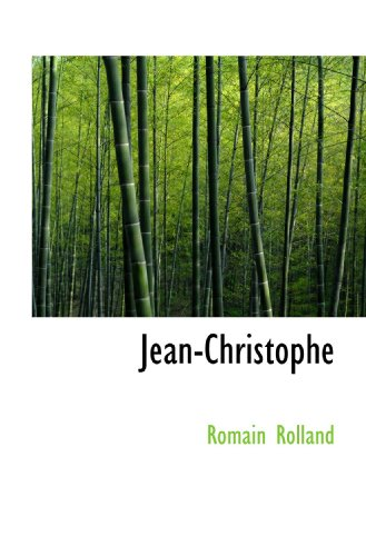 9781116382334: Jean-Christophe (French Edition)