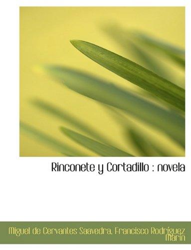 9781116399394: Rinconete y Cortadillo: novela
