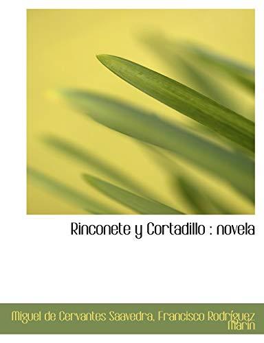 9781116399400: Rinconete y Cortadillo: novela